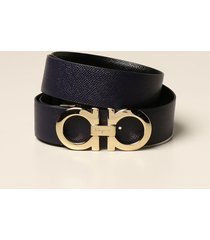 salvatore ferragamo belt reversible gancini salvatore ferragamo belt in leather