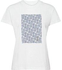 eilissa_2 t-shirts & tops short-sleeved wit boss
