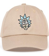 rick and morty new khaki dad hat crazy rick baseball cap american anime cotton e