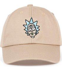 rick and morty new khaki dad hat crazy rick baseball cap american anime cotton e