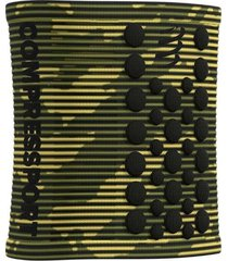 munhequeira 3d.dots camuflada - verde militar - dafiti