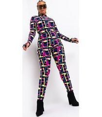 akira plus harring printed legging