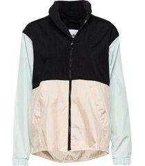 windbreaker zomerjas dunne jas zwart adidas originals