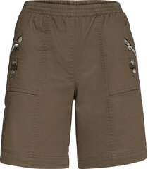sc-akila shorts flowy shorts/casual shorts grön soyaconcept