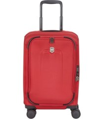 """victorinox swiss army nova frequent flyer softside 22"""" carry-on luggage"""