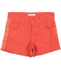 miss blumarine shorts