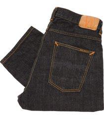 nudie jeans sleepy sixten jeans - rinsed 112899