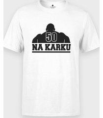 koszulka 50 na karku