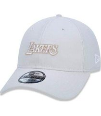 bone 920 los angeles lakers nba aba curva strapback new era