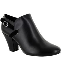 easy street freda dress shooties women's shoes