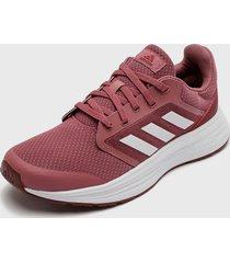 zapatilla deportiva galaxy 5 rosa adidas performance