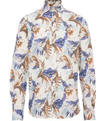 harrison spread collar shirt overhemd casual multi/patroon morris