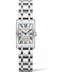 women's longines dolcevita bracelet watch, 20.8mm x 32mm