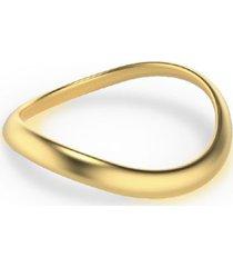 anillo forever dorado vari