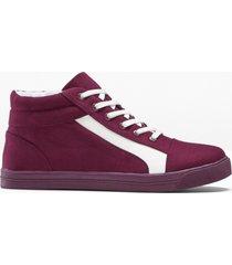 sneaker alte (rosso) - rainbow