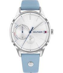 reloj celeste tommy hilfiger 1782023 - superbrands