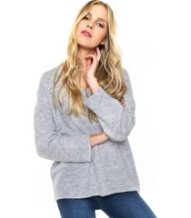 sweater violeta new liza