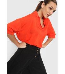 camisa naranja desiderata