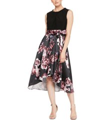 sl fashions floral party dress