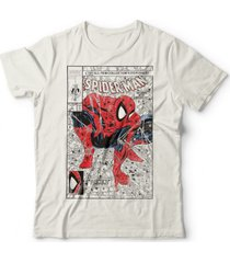 camiseta homem aranha tormento off white - kanui