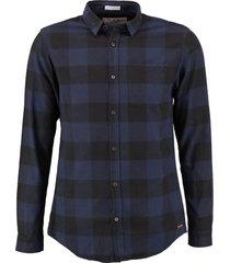 jack & jones stevig zacht warm slim fit overhemd