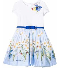 monnalisa flower dress