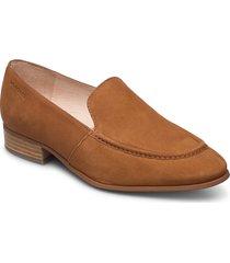 b-7610 lack loafers låga skor beige wonders