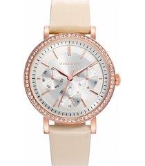 reloj viceroy mujer 471152-17 beige