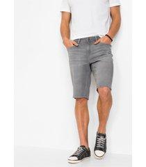 regular fit stretch jeans bermuda