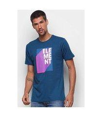 camiseta element modus masculina