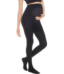 hanes maternity opaque tights