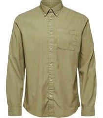 overhemd forest night met opgestikte zak
