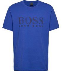 t-shirt rn t-shirts short-sleeved blå boss