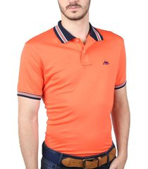 polo contraste living coral ref. 130050220