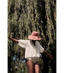 camicetta amara in cotone bio - collezione donna  -