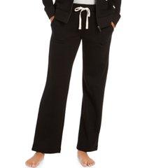 ugg women's shannon fleece jogger pajama pants