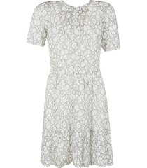 michael kors textured dress