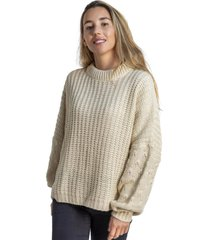 chaleco sweater crudo froens