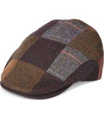 stetson men's printed ivy cap