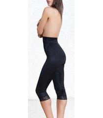 rago high waist capri pants in s to 2x
