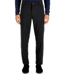 alfani men's four pocket travel pants, created for macy's