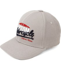 gorra gris-negro-blanco colore
