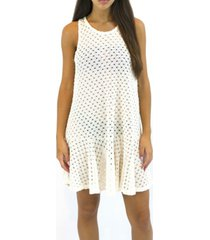 elif for jordan taylor flared tank dress women's swimsuit