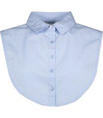 only blouse licht blauw