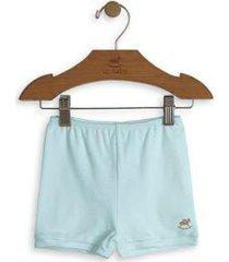 shorts bebê up baby em algodão