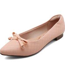 baleta rosa moleca
