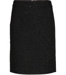 skirt short woven fa kort kjol svart gerry weber edition