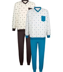 pyjamas roger kent petrol::brun