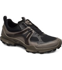 biom c-trail m shoes sneakers outdoor/hiking shoes grijs ecco