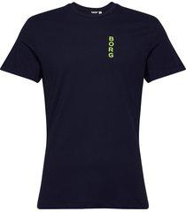 tee samir samir t-shirts short-sleeved blå björn borg